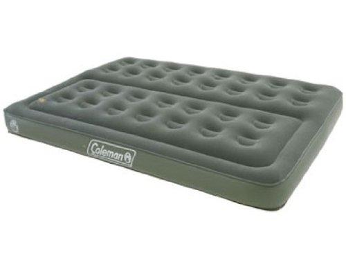 Coleman Comfort Bed - Colchón hinchable doble (188 x 137 x 22 cm), color verde 1