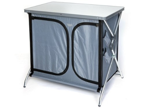 Crespo AL/105 - Armario cocina plegable 80x100x50 con bolsa transporte 3
