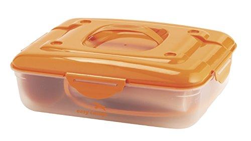 Easy Camp Picnic box for 4 Person, Orange, 2