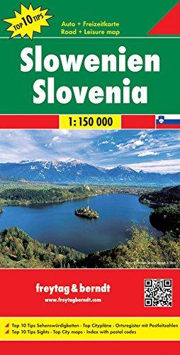 Slovenia ; 1/150.000 (English, French, German, Italian and Spanish Edition)