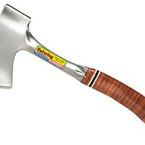 Estwing E14A 12-Inch Sportsman's Axe with Leather Grip & Sheath 4