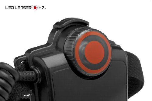 FRONTAL LED LENSER H7.2 BLISTER 250LM-única 1