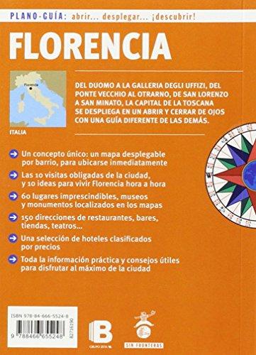 Florencia / Florence 2015: Plano Guía 2015 (Spanish Edition) 1