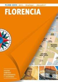 Florencia / Florence 2015: Plano Guía 2015 (Spanish Edition)
