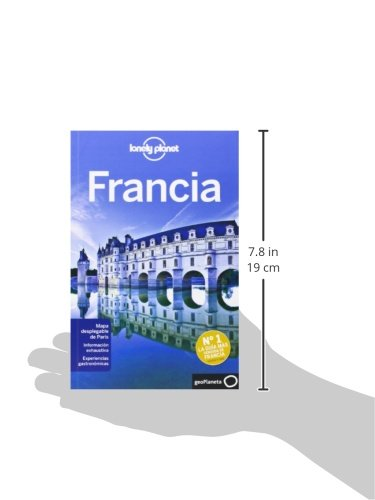 Lonely Planet Francia (Travel Guide) (Spanish Edition) 2