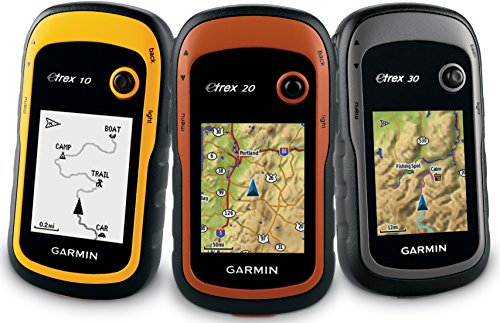 Garmin Etrex 10 - GPS portátil con pantalla transflectiva monocromo de 2,2 pulgadas 2