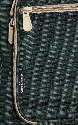 Greenfield Collection Luxury - Mochila con accesorios para picnic (para 4 personas), color verde 2