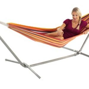 Happy People Nassau Hammock Cotton 100 x 200 cm