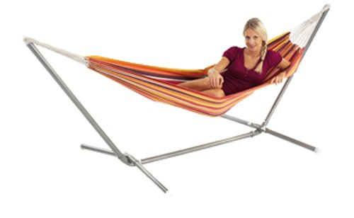 Happy People Nassau Hammock Cotton 100 x 200 cm 2