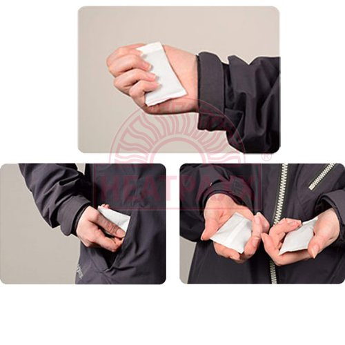 HeatPaxx HX201 - Calentador para manos (40 pares, con caja expositora) 1