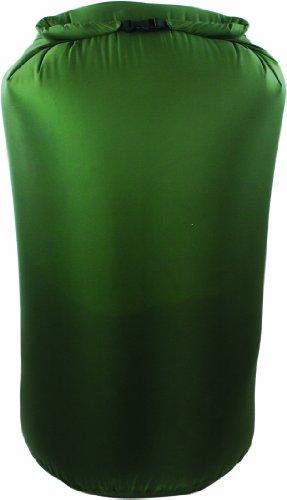 Highlander Packsack - Saco de dormir impermeable, color verde, talla 80 L 1