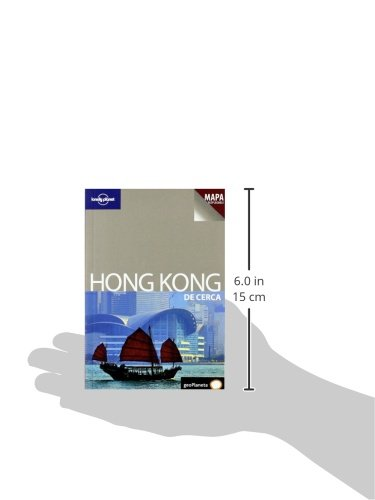 Lonely Planet Hong Kong De Cerca (Travel Guide) (Spanish