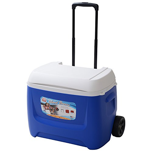 Igloo Island Breeze 60 - Nevera para acampada, color azul, talla 56 Litre 1