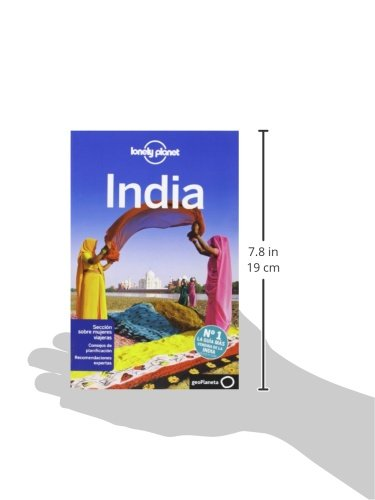Lonely Planet India (Travel Guide) (Spanish Edition) 2