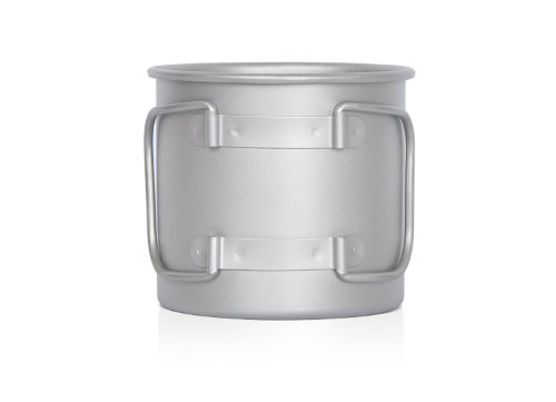 Keith 350ml Titanium Cup Camping Mug Outdoor Cup Only 56g 1