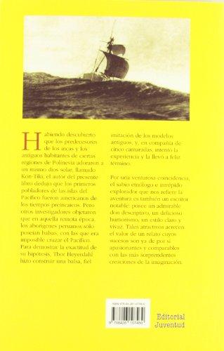 La Expedicion de La Kon Tiki (Spanish Edition) 1