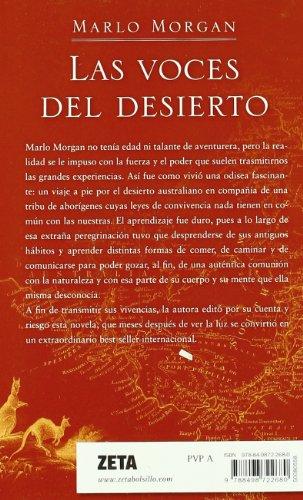 LAS VOCES DEL DESIERTO (BEST SELLER ZETA BOLSILLO) 1