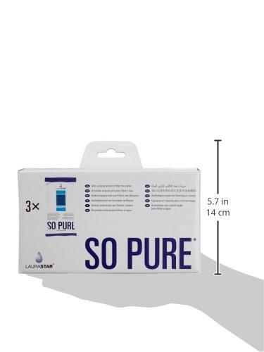 Laurastar 302.7800.898 - Filtros de agua (pack de 3) 2