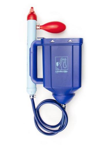 Lifestraw Wasserfilter Family - Filtro de agua, color azul 2