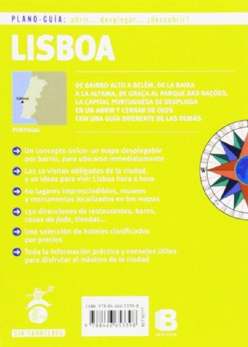 Lisboa. Plano guia 2014 (Plano-Guía / Plano Guide) (Spanish Edition) 1