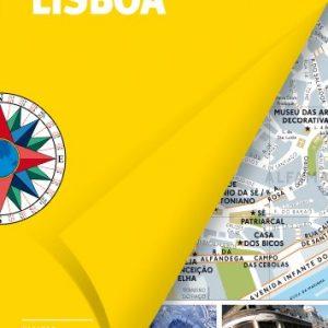 Lisboa. Plano guia 2014 (Plano-Guía / Plano Guide) (Spanish Edition)