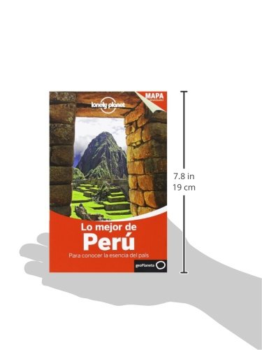 Lonely Planet Lo Mejor de Peru (Travel Guide) (Spanish Edition) 2