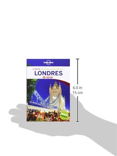 Londres De cerca 4 (Lonely Planet-Guías De cerca) 3