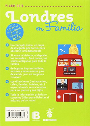Londres en familia (Spanish Edition) 1