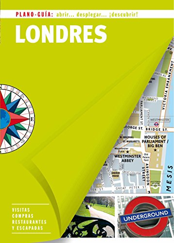 Londres. Plano guia 2015 (Spanish Edition) 2
