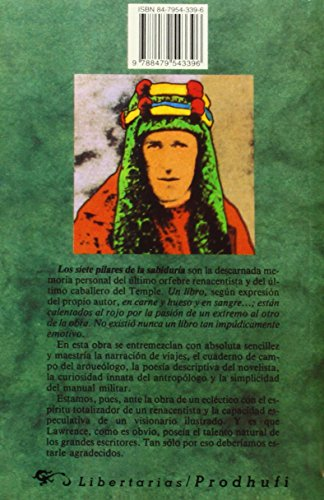 Los siete pilares de la sabiduría (Tres de cuatro soles) 1