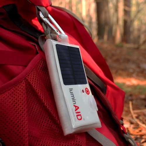 1 Pack LuminAID Solar Inflatable Light, Version 1 1