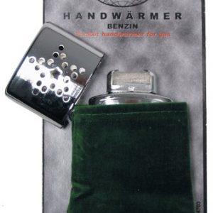 MFH Pocket - Calentadores de mano, color cromo 3