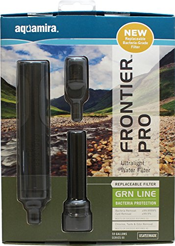 McNett Aquamira Frontier Pro - Filtro de agua 2