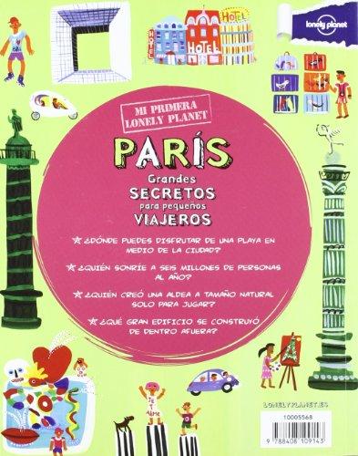 Mi Primera Lonely Planet Paris (Lonely Planet Not for Parents) (Spanish Edition) 1