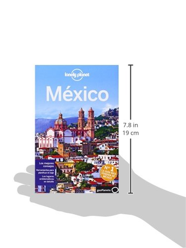 Lonely Planet Mexico (Travel Guide) (Spanish Edition) 2