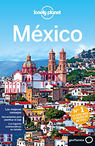 Lonely Planet Mexico (Travel Guide) (Spanish Edition) 1