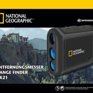 National Geographic – Telémetro (4 x 21)