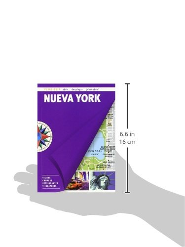 Nueva York. Plano guia 2015 (Spanish Edition) 2