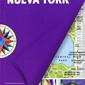 Nueva York. Plano guia 2015 (Spanish Edition)