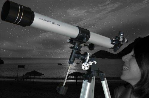 Orbinar 900/70 EQ2 Telescopio Refractor Acromático 1