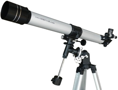 Orbinar 900/70 EQ2 Telescopio Refractor Acromático 2