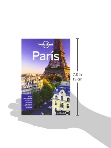 Lonely Planet Paris (Travel Guide) (Spanish Edition) 2