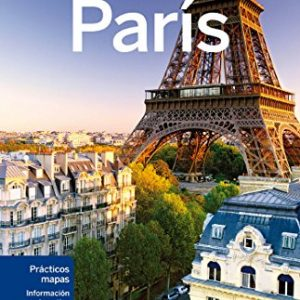 Lonely Planet Paris (Travel Guide) (Spanish Edition)