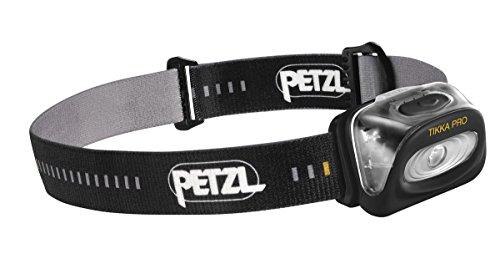 Petzl - TIKKA PRO Headlamp 100 Lumens, Black 1