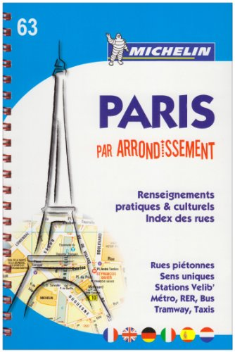"""Paris par arrondissement ; 63"" (French Edition) 1"