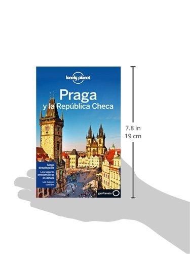 Lonely Planet Praga y la Republica Checa (Travel Guide) (Spanish Edition) 2