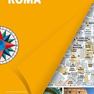 Roma. Plano-Guía – 11ª Edición Actualizada 2015 (SIN FRONTERAS)