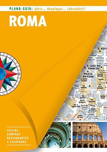 Roma. Plano-Guía - 11ª Edición Actualizada 2015 (SIN FRONTERAS) 4