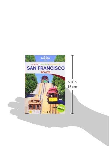 San Francisco De Cerca 2 (Lonely Planet-Guías De cerca) 2