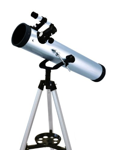 Seben 700-76 Telescopio reflector Big Pack incluido 11